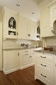 Best Jennas Ivorycreamtan Kitchen Images On Pinterest - Built in cabinets for kitchen