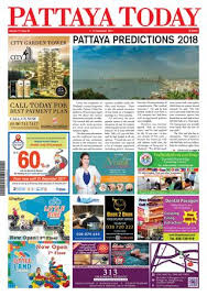 California Cool Scents Tropicana Free 1pc Palm Hang Outs Aroma Rand pattaya today vol 17 issue 06 1 15 december 2017 by pattaya today