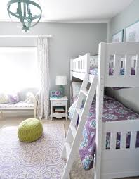 Captivating Bunk Beds For Girls Room  Best Ideas About Girls - Girls room with bunk beds