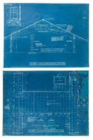 architectural blueprints for sale archive of ten original blueprints for the king s daughters home