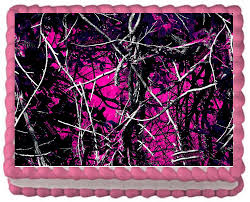 cake and cupcake toppers u0026gt muddy camo edible image topper