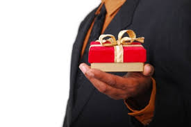 customer gifts and entertainment do it the right way black