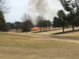 eric reasor on burning no mow ornamental grass areas on