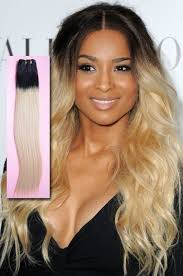 ombre weave ombre hair weave color 22 silky human