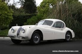 jaguar classic 1952 jaguar xk 120 fhc by classic showcase