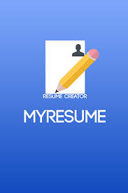 Video Resume Creator by Myresume Resume Creator Android Apps On Google Play