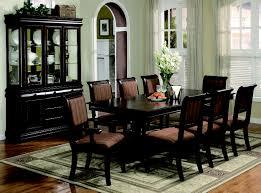 the merlot 7 piece formal dining room set by crown mark u2013 casa