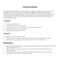 functional resumes exles qualification summary for resume summary for resumes resume for