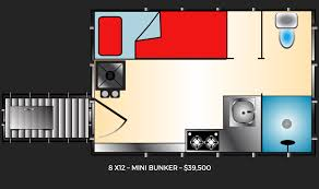 Shipping Container Bunker Floor Plans by Is It Time To Buy A Doomsday Bunker Propertyroom360