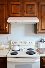 Microwave Under Cabinet Bracket Replacing A Hanging Microwave With A Range Hood Young House Love