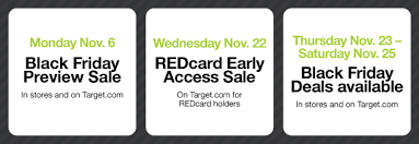 target s black friday ad is here start saving now