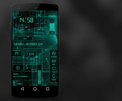android theme green tech android theme by homebridge on deviantart
