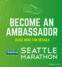 Seattle Marathon Map by The Official Blog Of The Seattle Marathon