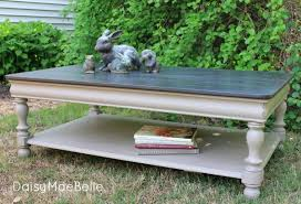 Painted Coffee Table Chalk Painted Coffee Table Daisymaebelle Daisymaebelle