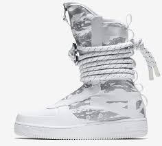 official images of the nike special field air 1 high winter