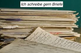 how to write a letter in german study com