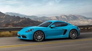 porsche truck 2017 2017 porsche 718 cayman the hardtop boxster is here autoweek