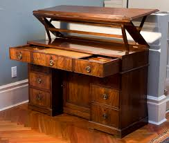 antique george iii mahogany architect u0027s desk circa 1790 in the