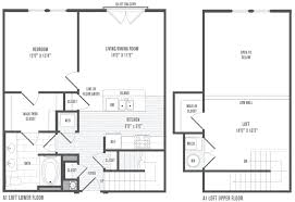 cabin floor plans with loft log cabins lofts small house free 1