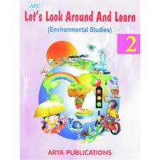 buy cbse board ncert evs textbooks for class 2 apc books