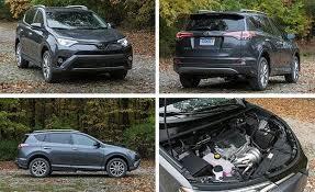 toyota cars rav4 2017 toyota rav4 rav4 hybrid reviews car and driver