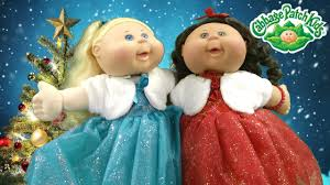 cabbage patch 2016 edition from cool toys