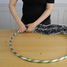 you might want to grab a cheap hula hoop to copy this christmas