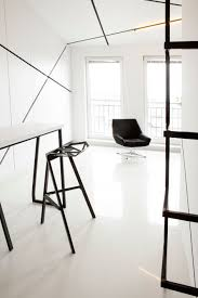 small flat apartments modern small flat with black accent interior decor ans