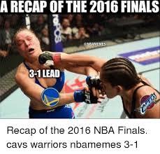 Nba Finals Memes - a recap of the 2016 finals 3 1lead recap of the 2016 nba finals cavs