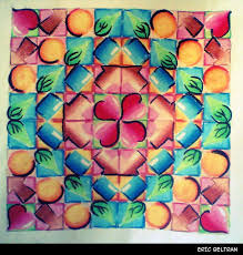 modulo art pattern grade 8 square grid refelcted modulo art facebook