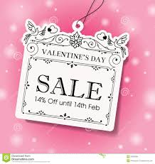 valentines sale s day sale tag stock photo image 22969390