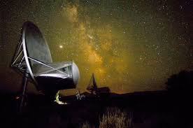Space Debris Map Seti Telescope Array To Help Air Force Map Space Junk