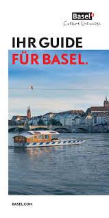 G Stige Sch E K Hen Ihr Guide Für Basel By Basel Tourism Issuu