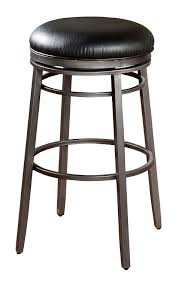 Leather Counter Stools Backless Amazon Com American Heritage Billiards Silvano Counter Height