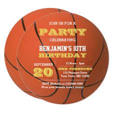 basketball birthday cards greeting u0026 photo cards zazzle