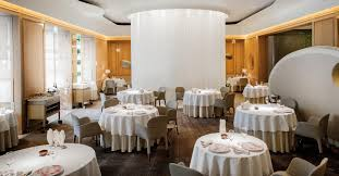 The Dining Room At The Berkeley Hotel Alain Ducasse At The Dorchester