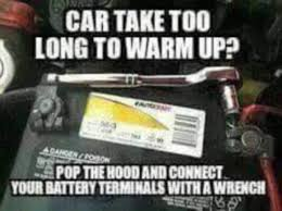 Heavy Equipment Memes - winter car care memes and the cost of their consequences