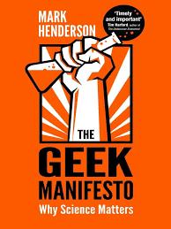 henderson mark the geek manifesto chiropractic science