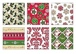 wrapping paper bulk premium christmas gift wrap traditional elegance
