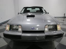 1985 5 mustang svo 1985 ford mustang svo for sale all collector cars