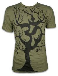 Tree Shirt Sure Herren T Shirt Om Magischer Baum