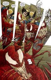 wolverine s claws carnage wolverine s claws discussion comic vine
