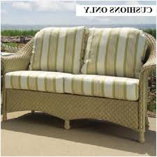 Replacement Cushions For Wicker Patio Furniture Cushions For Wicker Patio Furniture Comfortable Wicker Cushions