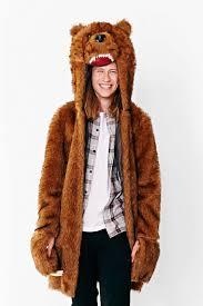 Brown Bear Halloween Costume 65 Animal Inspired Halloween Costumes Brit
