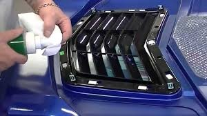how to install a corvette stingray hood vent grille youtube