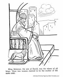 king solomon coloring pages chuckbutt