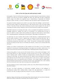 a letter to the media from 6 large oil companies on the role of natur u2026