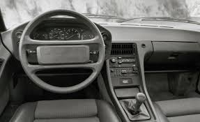 porsche 928 black car picker porsche 928 interior images