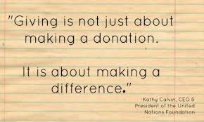 quotes about charity and giving back 39 quotes in giving back to
