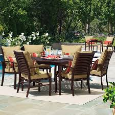 7pc Patio Dining Set 7 Patio Dining Sets Clearance Gallery Dining